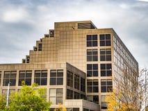 Edificio per uffici Bracknell Berkshire immagini stock libere da diritti