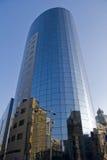 Edificio per uffici a Bucarest Fotografia Stock