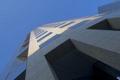 Edificio per uffici a Bucarest Fotografia Stock Libera da Diritti