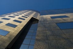 Edificio per uffici a Bucarest Immagine Stock Libera da Diritti