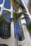 Edificio per uffici a Casablanca Immagine Stock