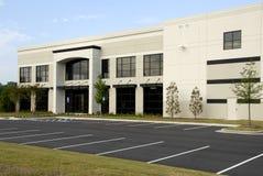 Edificio per uffici commerciale Immagini Stock