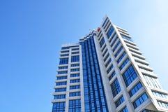 Edificio per uffici corporativo Immagini Stock Libere da Diritti