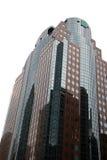 Edificio per uffici corporativo isolato Fotografia Stock Libera da Diritti