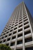 Edificio per uffici corporativo moderno Fotografia Stock Libera da Diritti