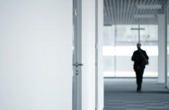 Edificio per uffici del pavimento immagine stock