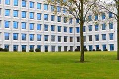 Edificio per uffici del progettista Fotografia Stock Libera da Diritti