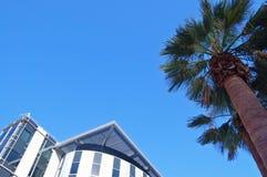 Edificio per uffici della California Immagini Stock Libere da Diritti