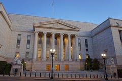 Edificio per uffici della Camera di Rayburn nel Washington DC Immagini Stock Libere da Diritti