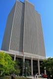 Edificio per uffici della chiesa Fotografia Stock Libera da Diritti