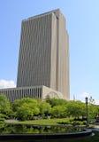 Edificio per uffici della chiesa di LDS Fotografia Stock Libera da Diritti