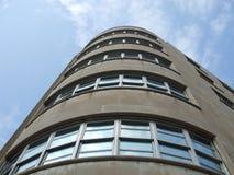 Edificio per uffici di art deco Fotografia Stock Libera da Diritti