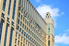 Edificio per uffici di Coral Gables Immagini Stock Libere da Diritti