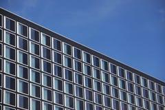 Edificio per uffici di lungomare a Stoccolma Fotografie Stock Libere da Diritti