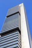 Edificio per uffici di Madrid Fotografia Stock Libera da Diritti