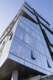 Edificio per uffici di vetro Immagini Stock