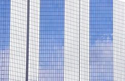Edificio per uffici di vetro moderno a Parigi, Francia Immagini Stock Libere da Diritti