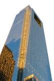 Edificio per uffici (isolato) Fotografia Stock