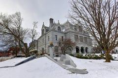 Edificio per uffici legislativo di New Hampshire Fotografia Stock Libera da Diritti
