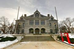 Edificio per uffici legislativo di New Hampshire Immagini Stock Libere da Diritti