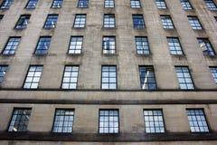 Edificio per uffici, Manchester Regno Unito Immagine Stock