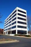 Edificio per uffici moderno 16 Fotografie Stock Libere da Diritti