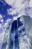 Edificio per uffici moderno 2 Immagine Stock