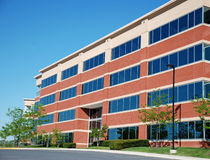 Edificio per uffici moderno 25 Immagini Stock