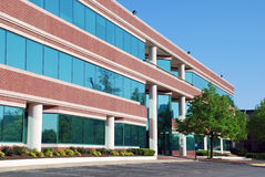 Edificio per uffici moderno 29 Immagini Stock Libere da Diritti