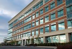 Edificio per uffici moderno 3 Fotografie Stock Libere da Diritti