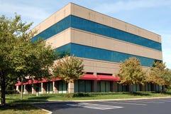 Edificio per uffici moderno Fotografia Stock