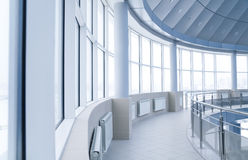 edificio per uffici moderno Immagine Stock Libera da Diritti