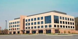 Edificio per uffici moderno 34 Fotografia Stock