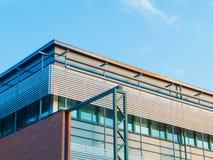 Edificio per uffici moderno Immagine Stock