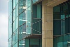 Edificio per uffici moderno Immagini Stock Libere da Diritti