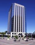 Edificio per uffici moderno alto Immagine Stock