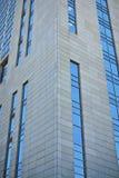Edificio per uffici moderno del grattacielo Fotografia Stock