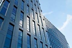 Edificio per uffici moderno di architettura Fotografia Stock Libera da Diritti