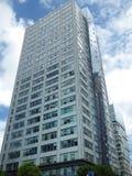 Edificio per uffici moderno Shanghai Immagini Stock Libere da Diritti