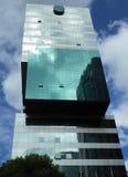 Edificio per uffici moderno Shanghai Fotografie Stock Libere da Diritti