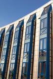 Edificio per uffici Multistory fotografie stock libere da diritti