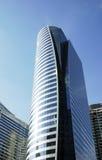 Edificio per uffici nella zona di CBD Fotografia Stock Libera da Diritti