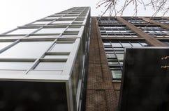 Edificio per uffici a Seattle Immagini Stock