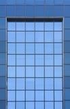 Edificio per uffici Windows Immagine Stock Libera da Diritti