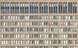 Edificio per uffici Windows Fotografia Stock