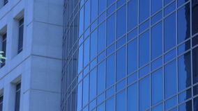 Edificio per uffici Windows archivi video