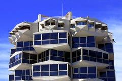 Edificio portuario Fotos de archivo libres de regalías