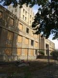 Edificio pubblico abbandonato Fotografia Stock Libera da Diritti