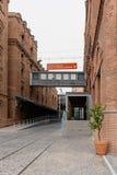 Edificio pubblico moderno di architettura Fotografie Stock