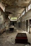 Edificio quirúrgico abandonado Fotografía de archivo